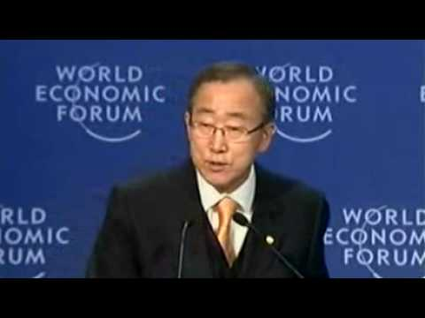 Davos Annual Meeting 2009 - The Global Compact and the Corporate Citizen