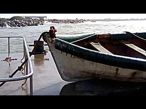 Winter stormy weather west coast Lamberts Bay 2017