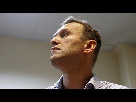 euronews (en français): A peine libéré, Navalny de nouveau en campagne