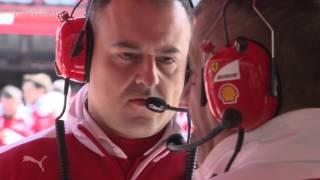 Ferrari on Bahrain GP
