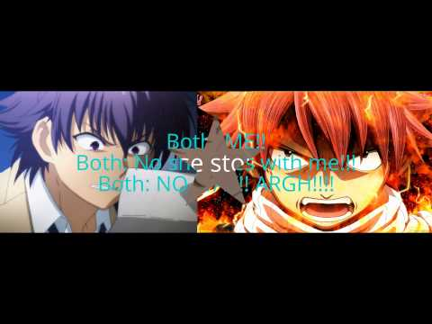 Fairy Tail & Angel Beats Chat Room #6