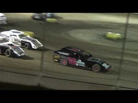 B-Mod Feature  at Highland Speedway 9-15-18