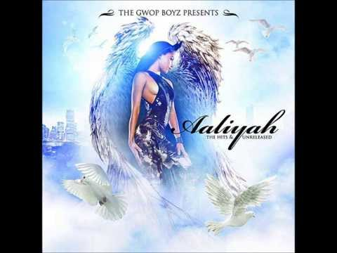 Aaliyah  Rock The Boat DJ MoonWalker Extended