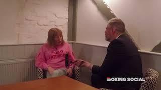 EXCLUSIVE: Glenn McCrory interviews Kellie Maloney