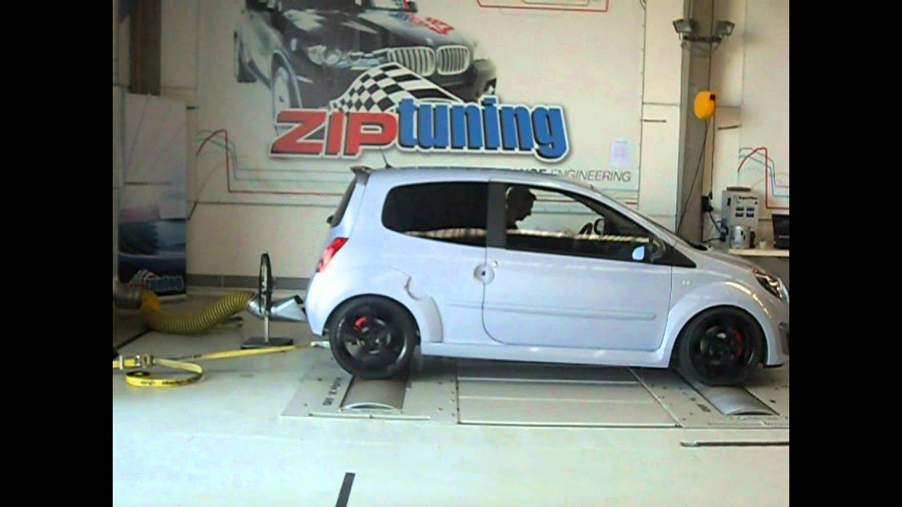 twingo RS chiptuning