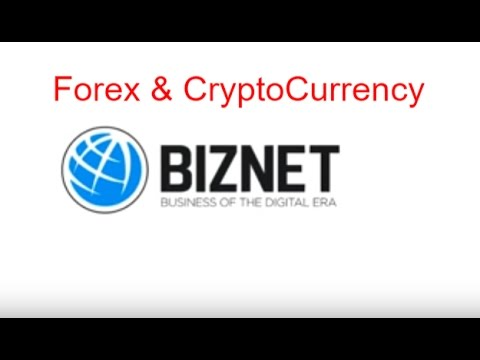 BIZNET Business Presentation Forex & Crypto currency Trading