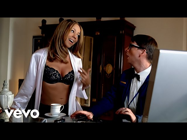 Mariah Carey - Touch My Body (Official Video)