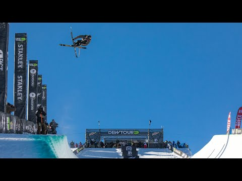 Best of First Time Olympian Alex Ferreira from Breckenridge 2017