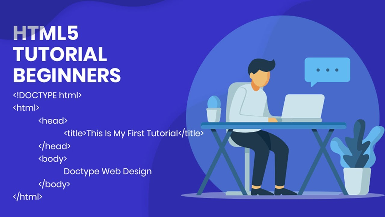 HTML 5 tutorial for beginners   Learn HTML5   HTML5 Tutorial 2020 in hindi