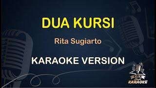 Download Dua Kursi Rita Sugiarto ( Karaoke Dangdut Koplo ) - Taz Musik