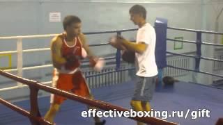 Бокс для начинающих 10lesson