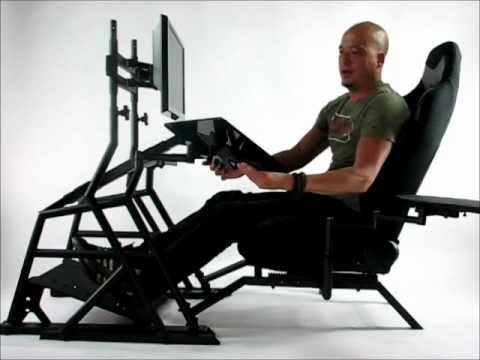 The Obutto R3volution For Ergonomic Work Gaming Or