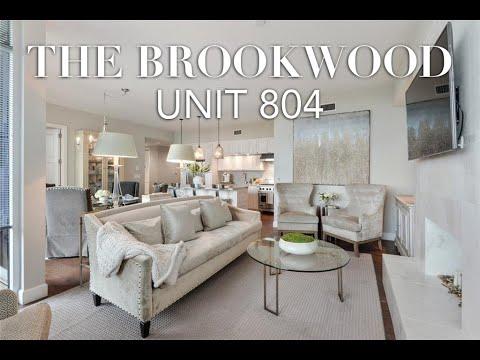 Tour The Brookwood Condominiums Unit 804 | 1820 Peachtree Street, Atlanta, GA 30309