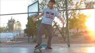 Подборка самых отпадных трюков на скейтборде