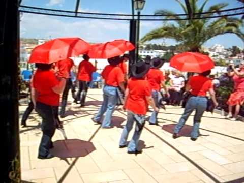 Line Dancing  Spain - Walking in the Rain