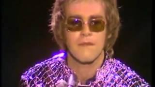 """Elton John   """"Rocket Man"""" 1972"""