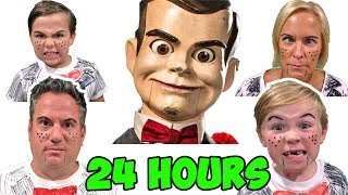 Slappy Takes Control of US for 24 Hours