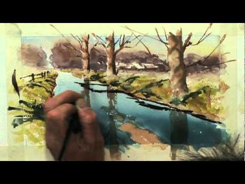 (Preview) The Landscape Painter's Essential Handbook-Painting with Joe Francis Dowden