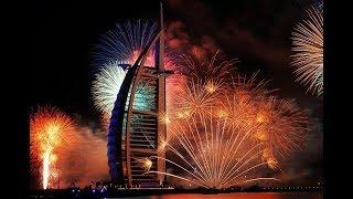 Dubai New Year& 39 s Fireworks 2019 HappyNewYear2019 Happy New Year from UAE