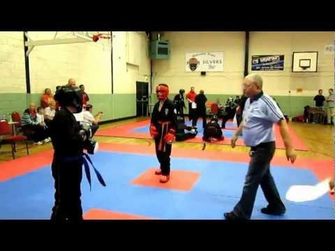 Midland Kenpo Karate Championships 2012