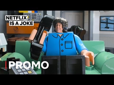 Seinfeld Coming To Netflix   Now in Lego Form!   Full Promo