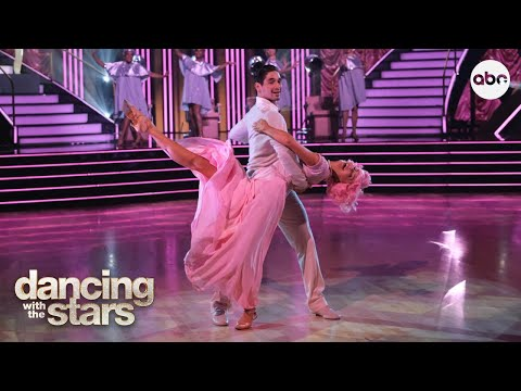 Amanda Kloots's Viennese Waltz – Dancing with the Stars