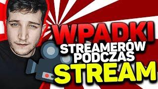 3 WPADKI STREAMERÓW podczas LIVE! #2 ft. BOXDEL - Klaudusiek, Boxdel, Czuux | ZairoxTV