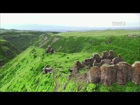 Армения эпические кадры с высоты птичьего полета [HD] (звук погромче)