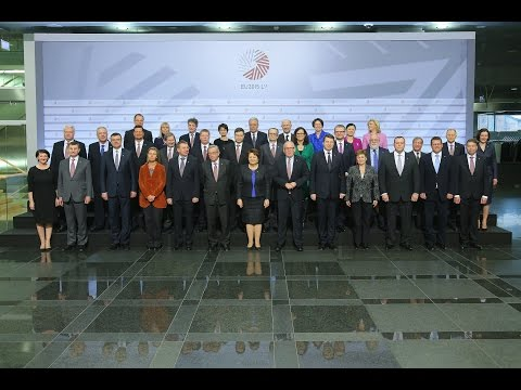 Meeting between the Cabinet of Ministers of the Republic of Latvia and the European Commission