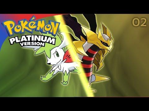 [Pokemon Platinum Randomized] (Part 2): I'm Feeling Lucky!