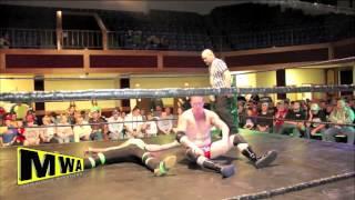 Troy Hobza  WWE Talent Evaluation 2014