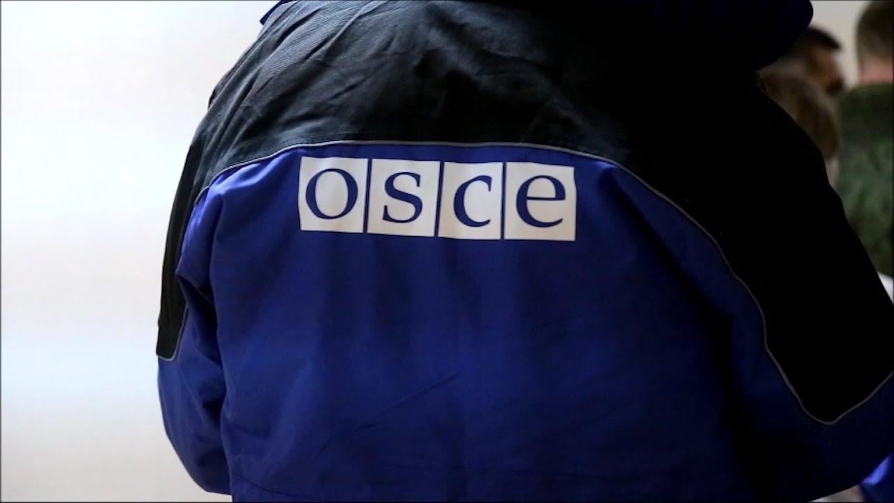 """""""Храбрость"""" без границ: Как наблюдатели ОБСЕ позабавили жительниц Зеленого Гая"""