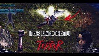 ITENS EXCLUSIVOS MU RICKY (BLACK)