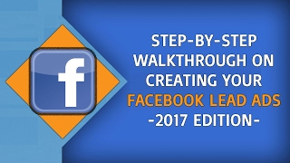 Facebook Lead Ads was introduced to Facebook advertisers in the mid...