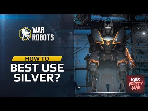War Robots: How To Best Use Silver Ag  WR guide