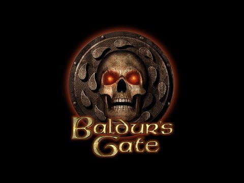 Baldur's Gate Full Playthrough - Part 1 (Archive)