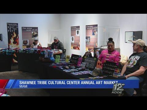 Shawnee Tribe Art Market