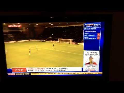 Jake Hessenthaler Super Goal. Gills V Cov