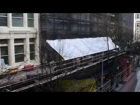 Seattle, Washington - Ride on the Seattle Center Monorail HD (2017)