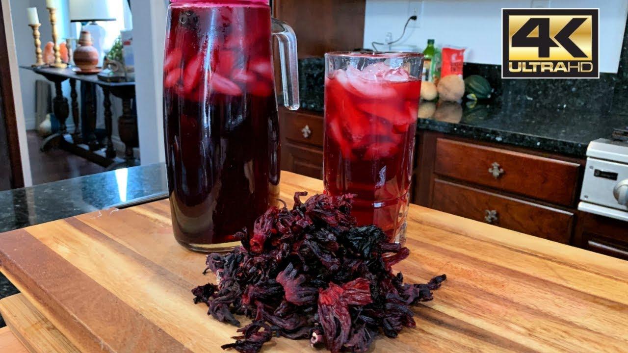 agua de jamaica good for you