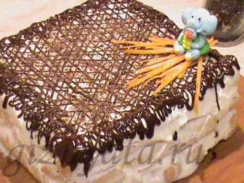 Готовить торт дамские пальчики