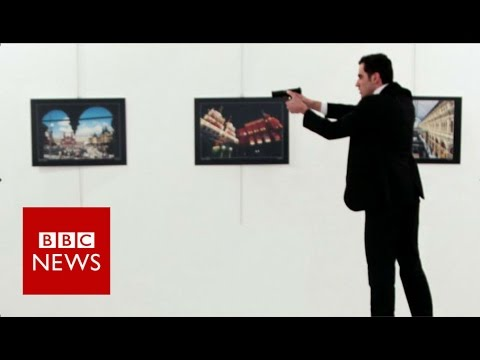 Russian ambassador killing: Moscow to boost security at embassies - BBC News