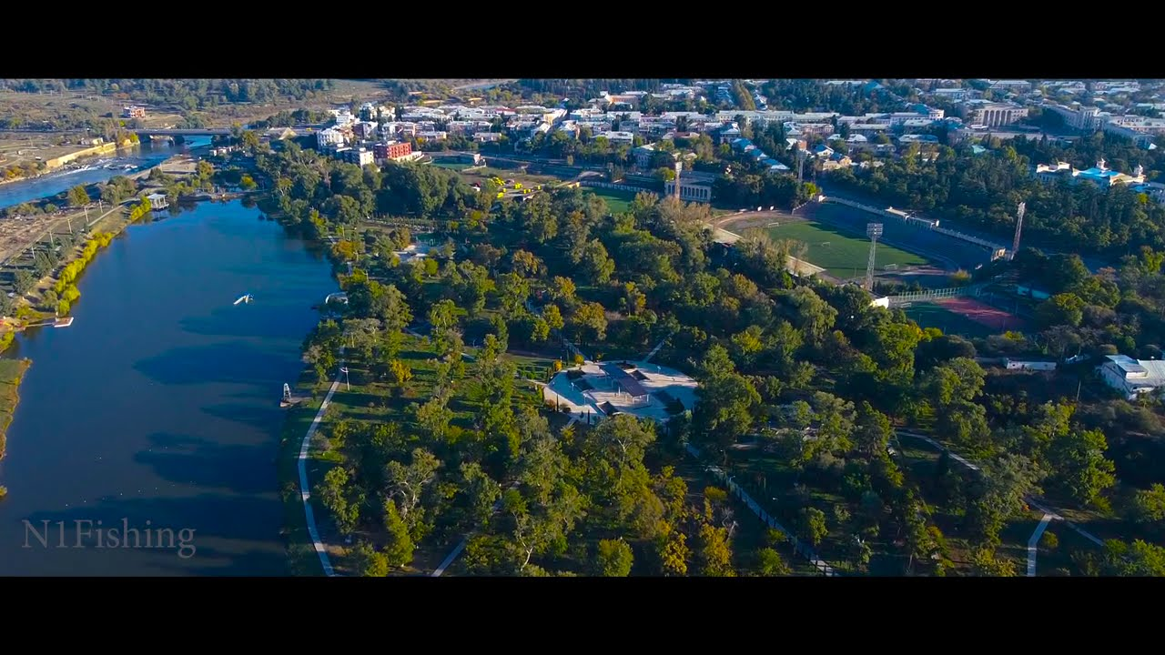 Dji Mavic mini – Video test cinematic