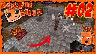 ROOKIE VILLE #02 | EL MARTILLO DE THOR | Minecraft 1.12.2 - Serie de Mods