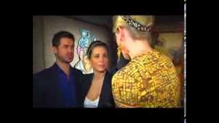 """Ани Лорак поет в караоке """"О боже, какой мужчина!"""", Світське життя, 18-11-13"""