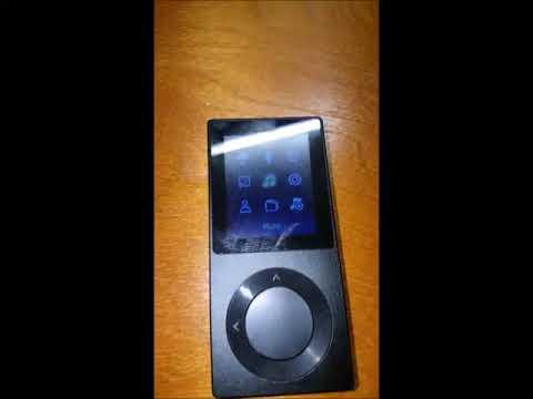 AGPTEK Rocker MP3 Player