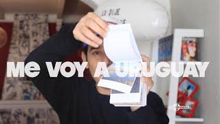 Me voy a Uruguay!!