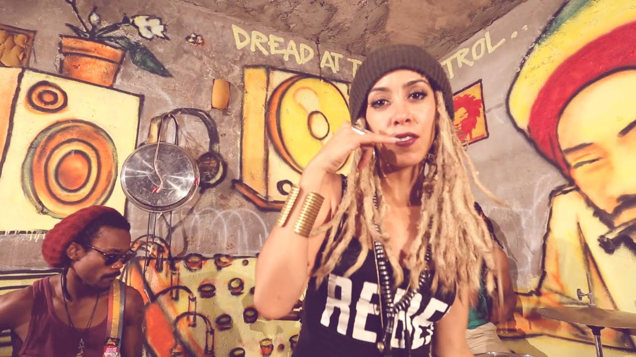 Nattali Rize & Notis feat. Zuggu Dan - Rebel Love [Official Video 2015]
