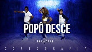 Video Popô Desce - Papazoni   FitDance TV (Coreografia) Dance Video download MP3, 3GP, MP4, WEBM, AVI, FLV Oktober 2018