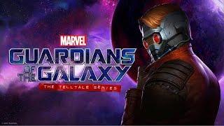 Guardianes de la Galaxia The Telltale Series -  Episodio 1 - Episodio Completo Español Sub. 1080p